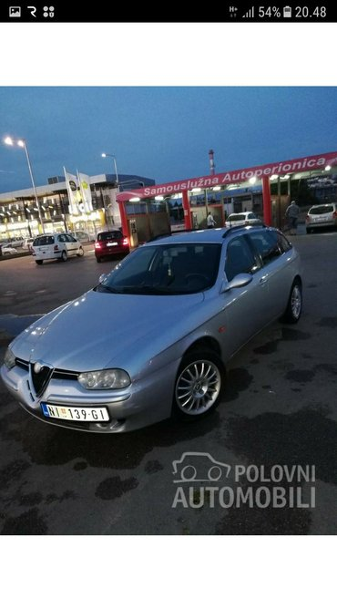 Alfa Romeo 156 2001 - Nis