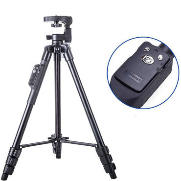 Штатив с Bluetooth кнопкой TTX-6218 Бишкек  Штатив для фотоаппарата/см