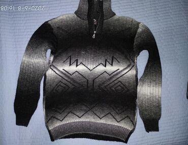 Продаю очень тёплый качественный мужской свитер в очень хорошем