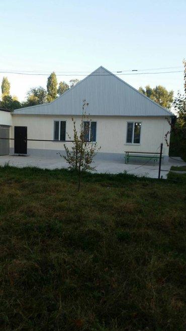 продается дом с участком в начале сокулука по центральной трассе под б в Сокулук