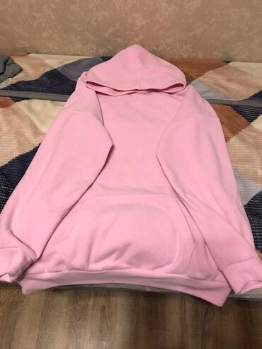 розовые колготки в Кыргызстан: Продаю оверсайз толстовку, носила всего 2 раза! Очень тёплая, мягкая