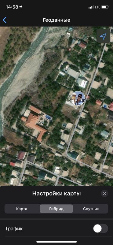 участок ишкаван в Кыргызстан: Продам 10 соток от собственника