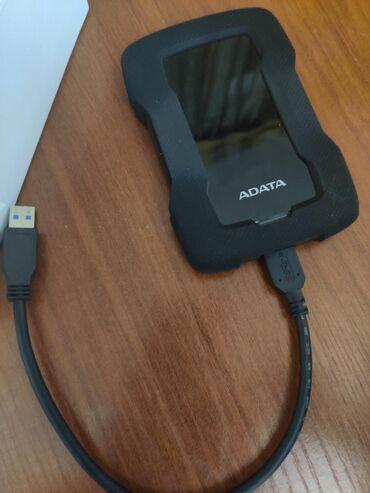жесткий в Кыргызстан: Внешний жесткий диск Adata HD330- 4 террабайт