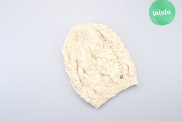 Жіноча в'язана шапка Patrizia Pepe   Довжина: 29 см Ширина: 25 см Мате