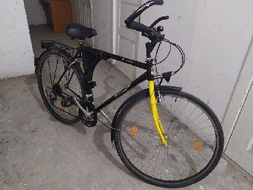велосипед на трех колесах для взрослых в Кыргызстан: Городской велосипед Brandes Sportline.Класс велосипеда Городской