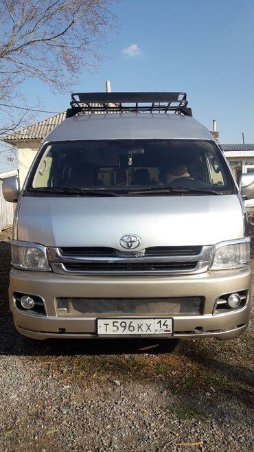 Тойота минивэны - Кыргызстан: Toyota 2.7 л. 2008 | 200000 км