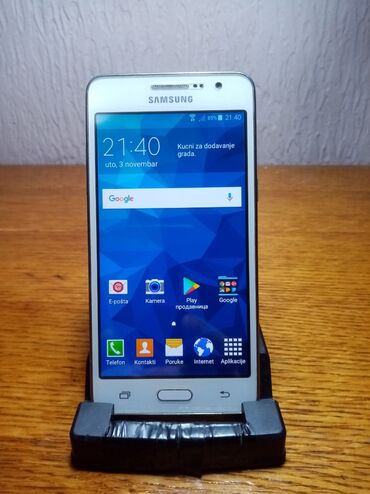 Elektronika - Jagodina: Upotrebljen Samsung Galaxy Pocket Duos bela