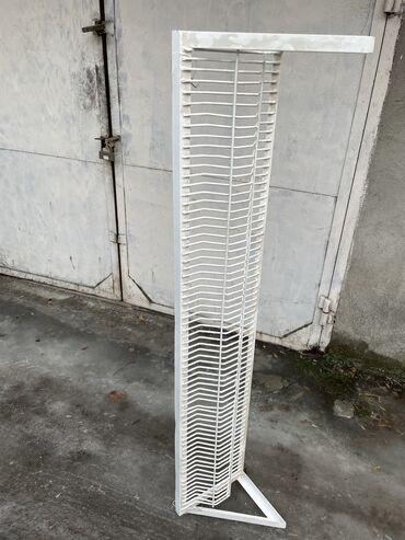 термопрокладки бишкек in Кыргызстан | ГРУЗОВЫЕ ПЕРЕВОЗКИ: Сушилка для посуды. Глубина 30; длинна 1.40. Сделана из уголка