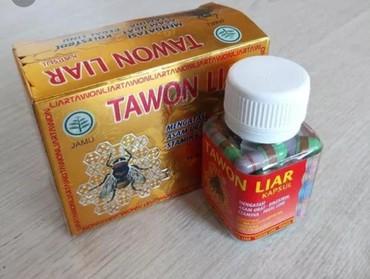 БАД. Tawon Liar оптом и в розницу.  Это в Бишкек