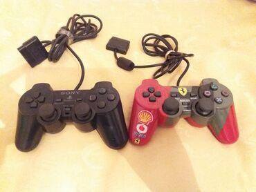 Playstation 2 pultu ikisi bir yerdə 15 manata tək satılmır
