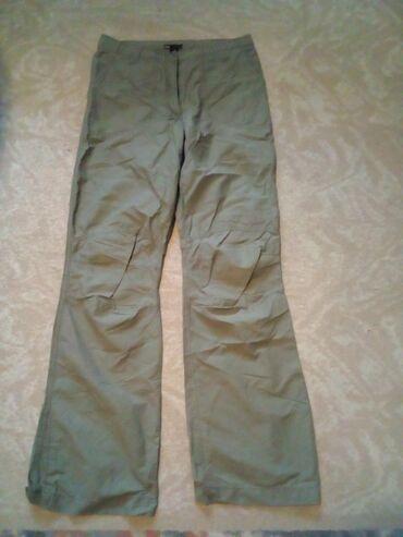 Bez pantalone broj - Srbija: Ženske pantalone br.36, marke H&M, očuvane, bez oštećenja