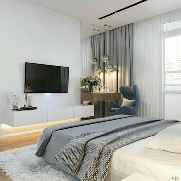 1 комната, 21 кв. м С мебелью