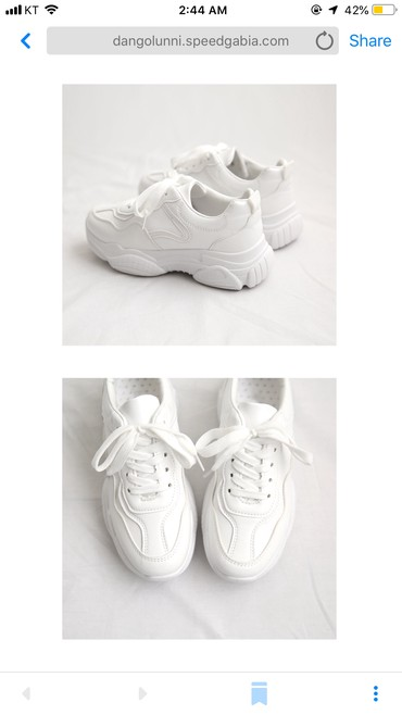 Новые модные кроссовки! в Бишкек