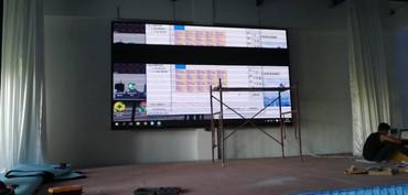Led экран монитор самые выгодные цены  Экраны для пола  Видео стены  И