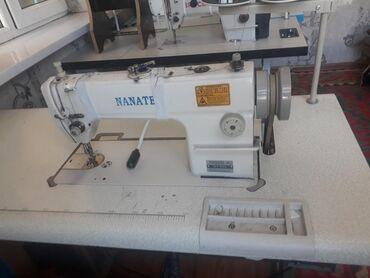 обувная швейная машинка бу купить в Кыргызстан: Швейная машинка NANATEXбеззвучный