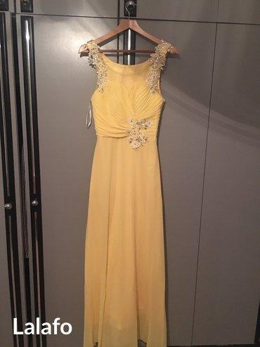 Prelepa svecana haljina vel m - Odzaci