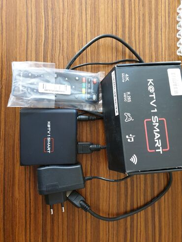 Kabellər və adapterlər - Azərbaycan: Smartbox televizor ucun internet