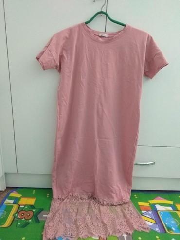 длинное платье карандаш в Кыргызстан: Платье летнее, длинное, размер стандарт