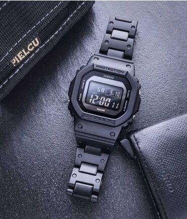 g shok в Кыргызстан: Черные Мужские Наручные часы Casio