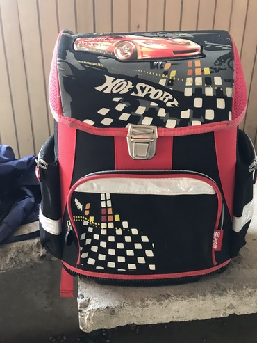 Продаю школьный рюкзак для мальчика, в Кок-Ой