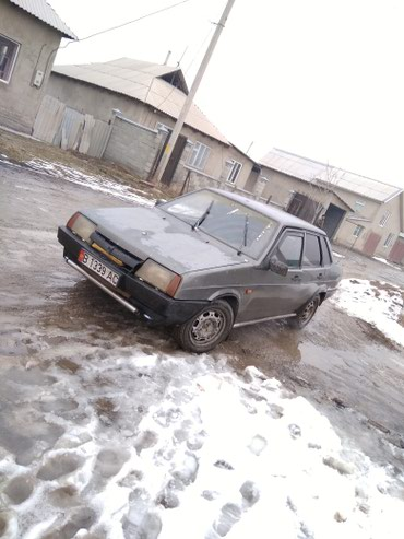 ВАЗ (ЛАДА) 21099 1992 в Кок-Ой