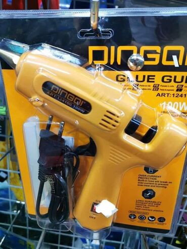 Pištolj za plastiku od 100w!Kvalitetan pištolj za plastiku jačine