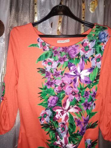 Ženska odeća | Leskovac: Haljina Monina br. 40,ili M veličina, 100%pamuk,jako prijatna, jednom