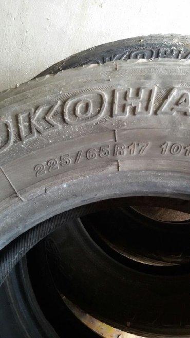 Шины для грузовиков - Кыргызстан: Шины YOKOHAMA 225/65/17.Есть торг