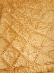 Runska vuna - Srbija: Jorgan 170x140 cm cista runska vuna, s jedne strane svila a sa druge
