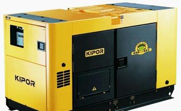 Işıq generatoru - Azərbaycan: Dizel Generator 45 kva