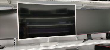 мониторы в бишкеке in Кыргызстан | МОНИТОРЫ: Мониторы Samsung 32 Curved LC32F391FWIXCI Full HDHDMI, Display Port