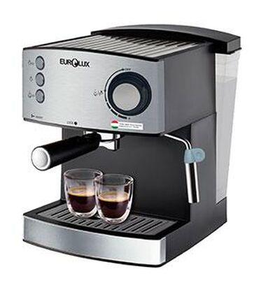 Kofe hazırlayan aparat. Eurolux firması, rəsmi zəmanət ilə. Hər ofisə