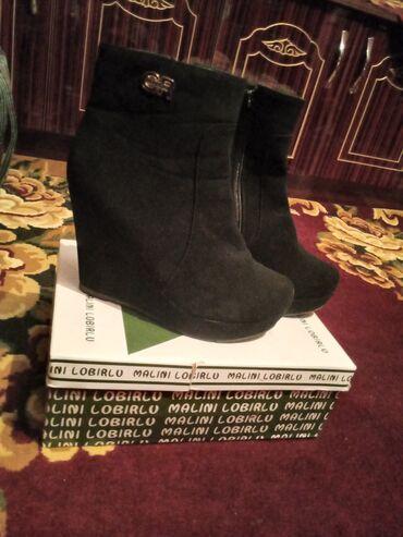 Женская обувь - Кызыл-Кия: Сапоги