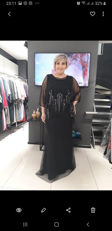 Платье.  Вечернее платье в Кант