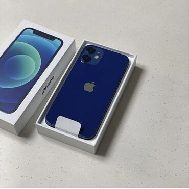 IPhone 12 mini | 64 GB | Qara | Yeni