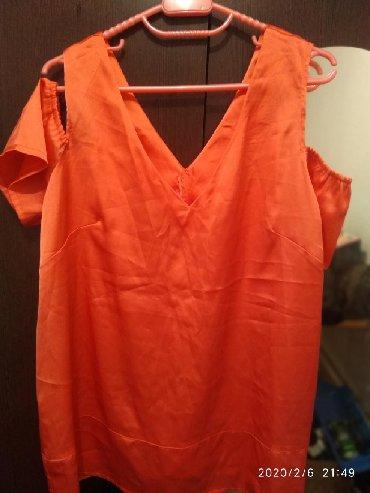 нарядные блузки в Кыргызстан: Нарядная атласная блузка классическом стиле 50-52-54 размера. Как