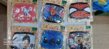 Медтовары - Кыргызстан: Детские многоразовые маски  Оптом и в розницу. есть в наличии