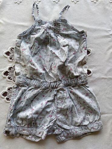 Zara kombinezon za devojcice, velicina 104