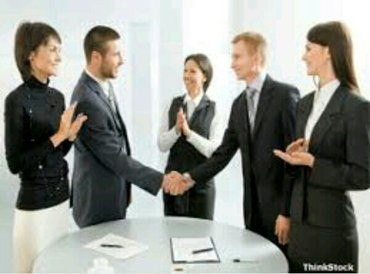 Требуется менеджер умение заключение договоров, желание заработать  де в Бишкек