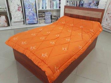 спа перчатки в Кыргызстан: Одеяло шерстяной облегченный стеганый 1,5 сп