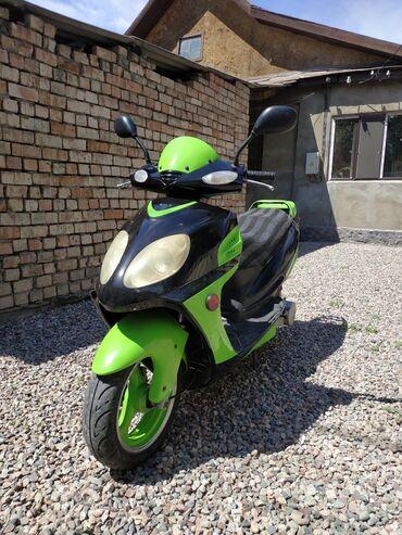 подбор краски бишкек в Кыргызстан: Продаю скутер Принц 150 сс. Новый аккумулятор. Китайский документ