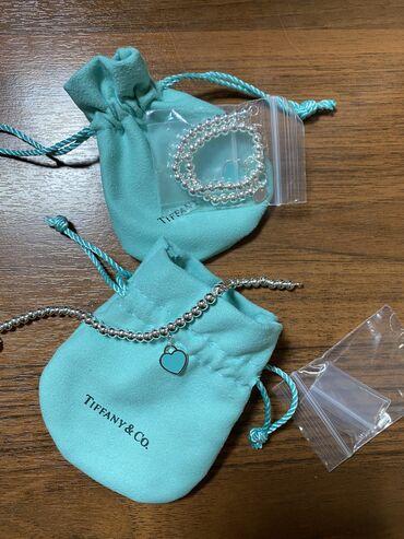 Tiffany&Co Браслет из серебра 925пробы
