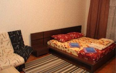 1ком кв люкс.посуточно. все условия для комфортного проживания. в Бишкек