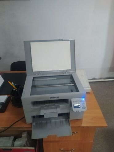 printer samsung scx 4521f в Кыргызстан: Продаю МФУ Samsung SCX 3400 в идеальном состоянии. С новым картриджем