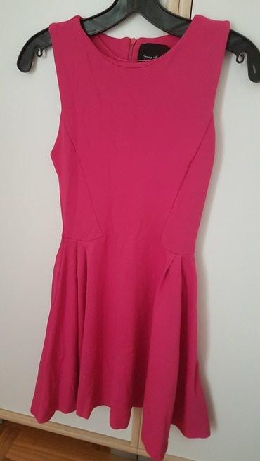 SPUSTENA CENA SADA 1000 DIN Zara pink haljinica in Novi Sad