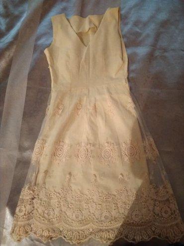 Платье в отличном состоянии, размер 42-44. можно на обмен в Бишкек