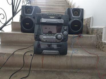 видеокамера panasonic ag ac8ej в Кыргызстан: Динамики и музыкальные центры