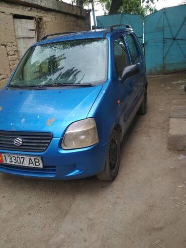 Автомобили - Бишкек: Suzuki Wagon R 1.3 л. 2003 | 240000 км