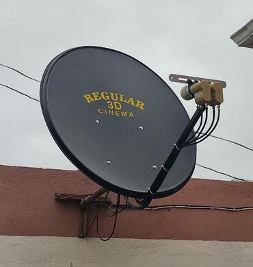 Krosnu anten peyk anteni setkalı kuleye ve yağışa davamlı turkiye