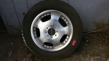 диски 4 100 14 в Кыргызстан: Продаю комплект зимних колёс без пробега по KG.Резина Yokohama Ice